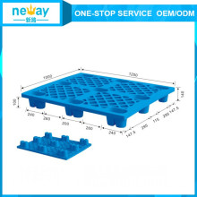 Best Selling Blue High Quantity Plastic Pallet