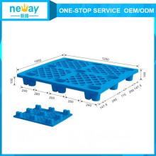 Melhor Venda Azul Alta Quantidade de Paletes De Plástico