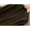 P18B09TR 100% marine Wolle Strickjacke Dame Pullover