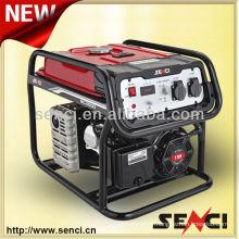 7000 watts SC8000-II 50Hz Single Phase Power Generator