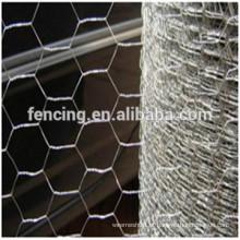 China Fábrica de fornecedor de malha de arame hexagonal
