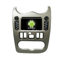 Android 6.0-DVD-Player für car1024 * 600 android Auto-DVD-Player für Renault Logan + OEM + Quad-Core!