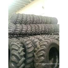 AG neumático 12.4-24 18.4-30 avance marca con promoción patrón R-1 Tractor neumático