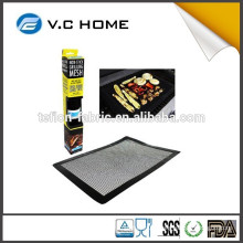 Hot selling great quality Easy clean non-stick BBQ GRILL MAT