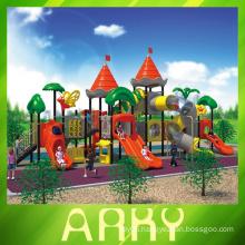 outdoor happy childhood playground