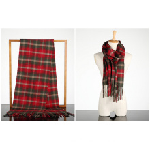 Fashion High quality plaid pattern scarf for men