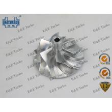 Billet / MFS / roue en aluminium fraisée de compresseur 5303-970-0205 5303-970-0139