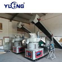 Yulong Xgj560 Small Sawdust Pellet Mill Wood Pellet