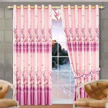 2014 Porzellan Großhandel fertig Vorhang, Nautik Stoff Vorhänge mit neuem Design