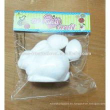 Proveedores Huevo de espuma de poliestireno / Conejito de Pascua decorativo