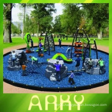 CE Certificated Outdoor Playground Equipment