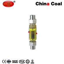 Metro de flujo líquido de la resistencia química digital de alta presión Z500 / EV600