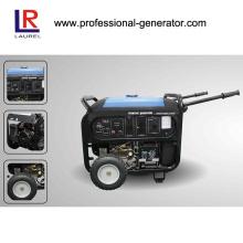 Unverbleiter Benzin 5kVA Tragbarer Wechselrichter Generator