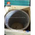 Tubo en espiral de acero inoxidable DIN 17458 EN10216-5 1.4301