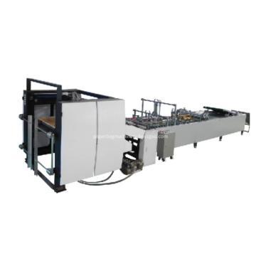 Flat Bottom Kraft Paper Bag Making Machine