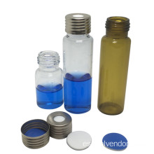 Headspace 20ml Screw Vials para cromatografía de GC