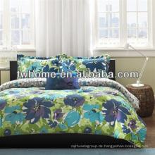 Mi Zone Jayna Mini Bettdecke Bettwäsche Bedrucktes Bettbezug Set