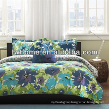 Mi Zone Jayna Mini Comforter Bedding Printed Duvet Cover Set