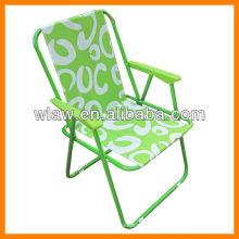 cadeira de dobra de lona adulto
