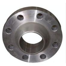 Reborde del RF del cuello de la soldadura del acero de carbono de ASME B16.36 A105 / A105n