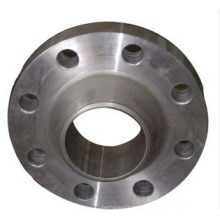 Flange do RF do pescoço da soldadura do aço carbono de ASME B16.5 A105 / A105n