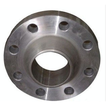 Bride RF de col de soudage en acier au carbone ASME B16.5 A105 / A105n