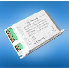 Quality for Linear LED Driver 12v/dc 4a 48watt triac dimmalbe led driver supply to Japan Exporter