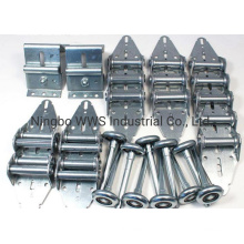 High Precision Custom Made Zinc Plated Steel Metal Stamping Parts