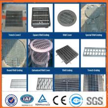Treillis de grille en acier galvanisé standard