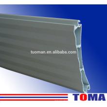 aluminium extrusion profile aluminium roller door shutter slat