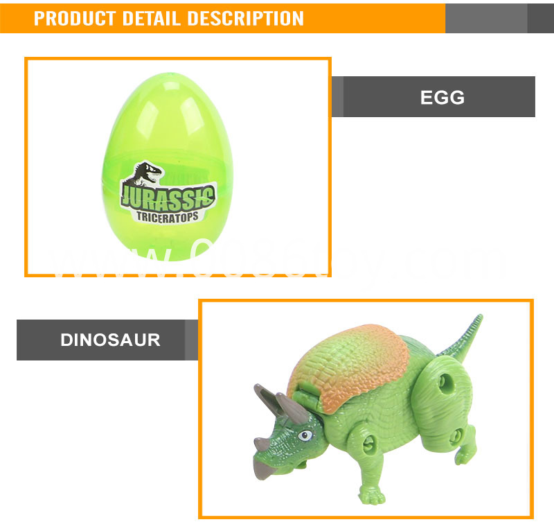 Kids Toy Dinosaur Egg