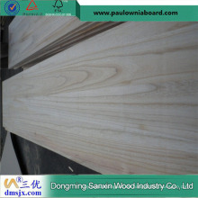 Ab Grade Paulownia Board für Surfbrett