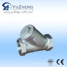 Промышленный фильтр из нержавеющей стали для очистки воды