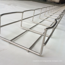 Galvanized Steel Wire Mesh Type Cable Tray