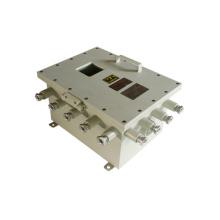 Interruptor de red intrínsecamente seguro para minería