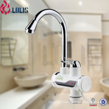 single lever electric kitchen water heater faucet