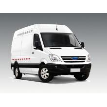 Vehículo logístico furgón eléctrico Rhd