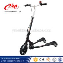 Hot sale cheap kids self balance kick scooter/new professional PU wheels baby scooter/children kick scooter