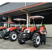 YTO 90hp 4WD Wheel Farm Tractor X904 for sale