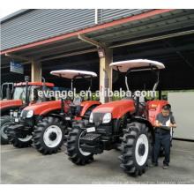 Trator de exploração agrícola X904 da roda de YTO 90hp 4WD para venda
