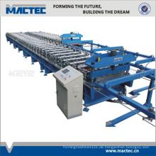 Eisenbleche rollen, die Maschinerie bilden