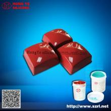 Pad Printing Liquid Silicone Rubber for Transfering