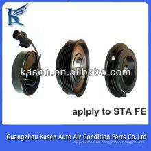 Embrague del compresor del scc rs18 embrague magnético 12v 6pk para la auto ac