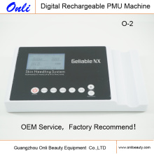 Onli máquina de tatuagem inteligente digital recarregável O-2