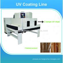 Máquinas de pintura UV para mdf / Desktop máquina de laminación de plástico uv