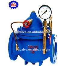 Control de la válvula del agua
