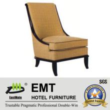 Modedesign mit perfekter Form Hotel Sofa Stuhl (EMT-SC06)