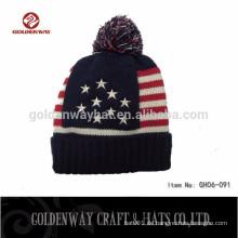 Neues Produkt Großhandel strickte warme Hüte