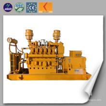 Ce утвержденный генератор природного газа сбывания 400kw установленный Цена