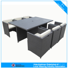 Cebu rattan furniture outdoor table and chair